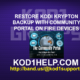 RESTORE KODI KRYPTON BACKUP WITH COMMUNITY PORTAL ON FIRE DEVICES