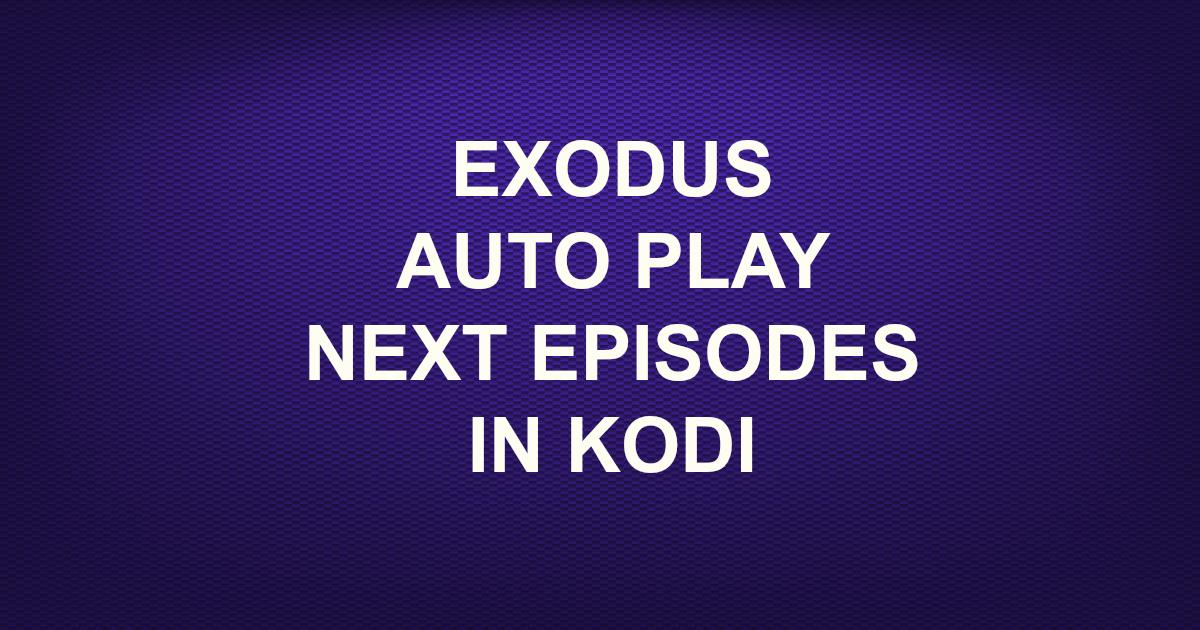 Kodi exodus redux xbox one | How to Install Kodi on Xbox One  2019-04-17