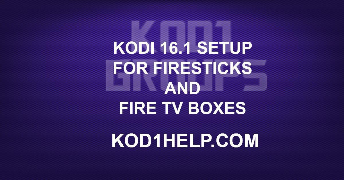 kodi 16.1 free download for windows 7