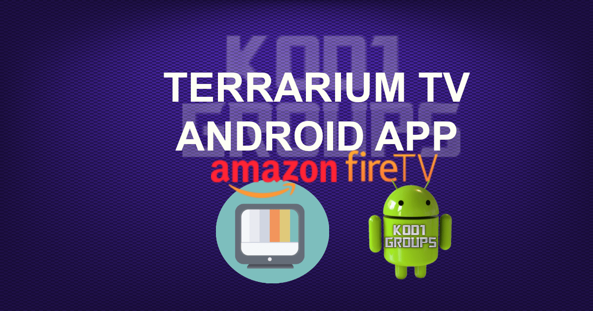 how to download terrarium tv on fire tv