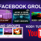 SOCIAL NETWORK GROUPS