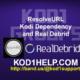 ResolveURL Kodi Dependency and Real Debrid